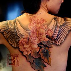 纹身 武汉/墨西哥风格的死亡女郎纹身意义和讲究(图文)
