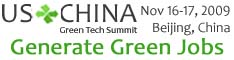 US-China Green Tech Summit