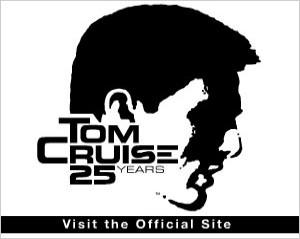 Tom Cruise comemora 25 anos de carreira
