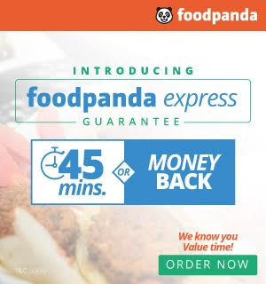 Freedom From Hunger – Flat 40% OFF + 10% Cashback @ Foodpanda – Food, Entertainment and Services