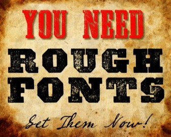 63 Grunge Fonts