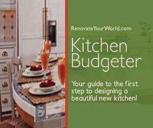 Kitchen Remodeling Budget Tool