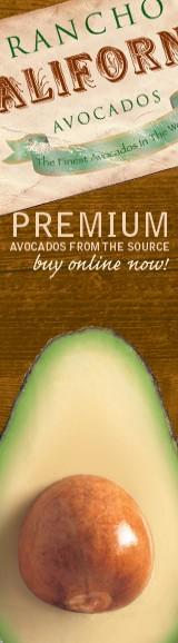 CA Avocados