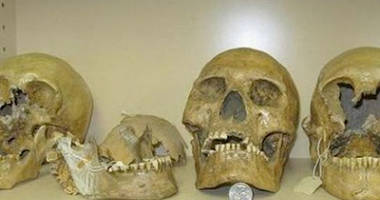 Evidence of Giant Humans Destroyed by Smithsonian