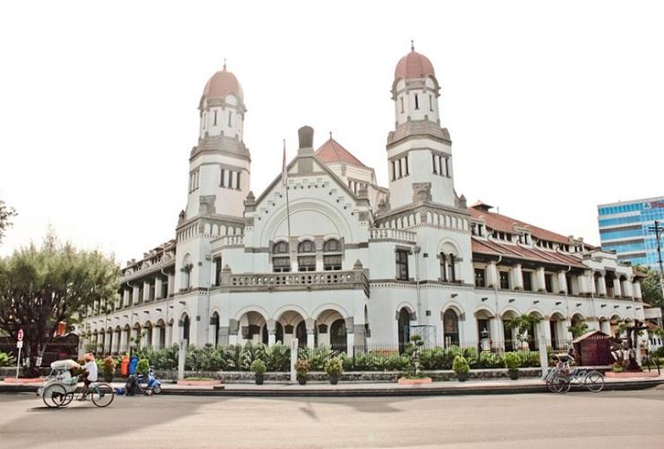 4 Destinasi yang Kaya akan Sejarah di Semarang