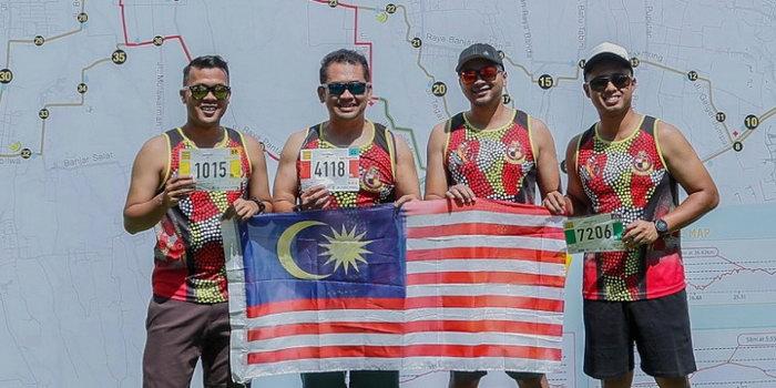 Maybank Bali Marathon Sudah Terkenal hingga Luar Negeri