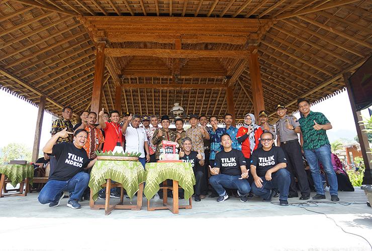 Tilik Ndeso, Mengenal Potensi Desa Sekitar untuk Awali Borobudur Marathon 2018