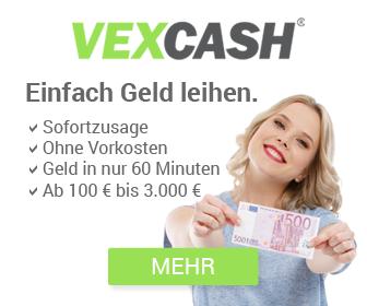 VEXCASH - Einfach Geld leihen