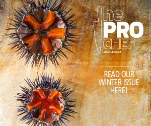 The Pro Chef Middle East | Winter Issue | 2017