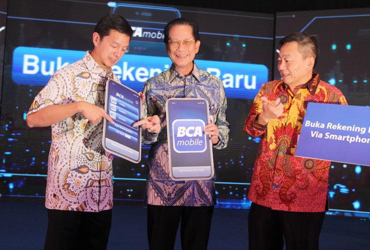 <i>Makin</i> Simpel, BCA Tawarkan Buka Rekening Via BCA Mobile