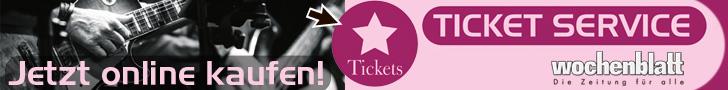 Wochenblatt Tickets