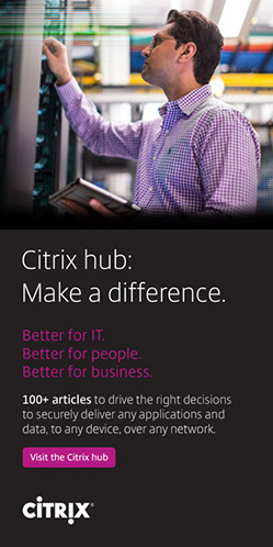 Citrix Advert