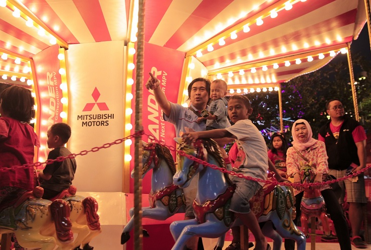 "Kemeriahan XPANDER ""Tons of Real Happiness"" Sambangi Makassar Mulai Hari Ini"