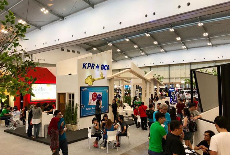 Liburan Seru di BCA Expoversary 2019