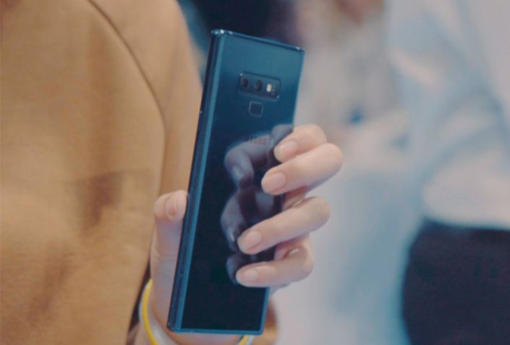 Video: Hands-on Samsung Galaxy Note 9 Langsung dari New York