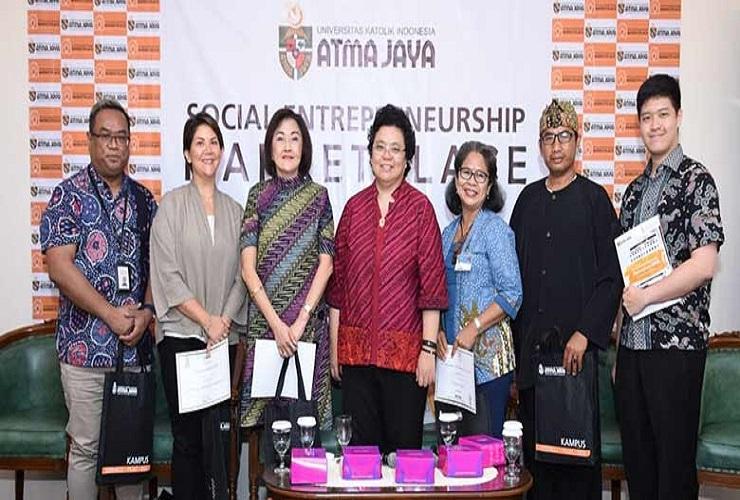 Atma Jaya Dorong 'Social Entrepreunership' pada Kaum Milenial