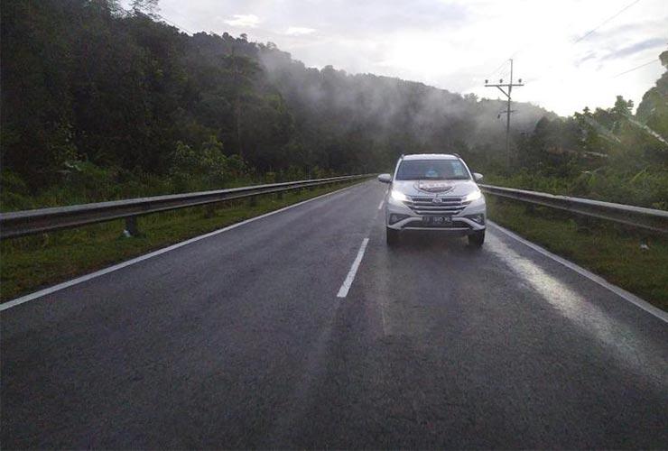 Petualangan Daihatsu Terios Tiba di Malaysia