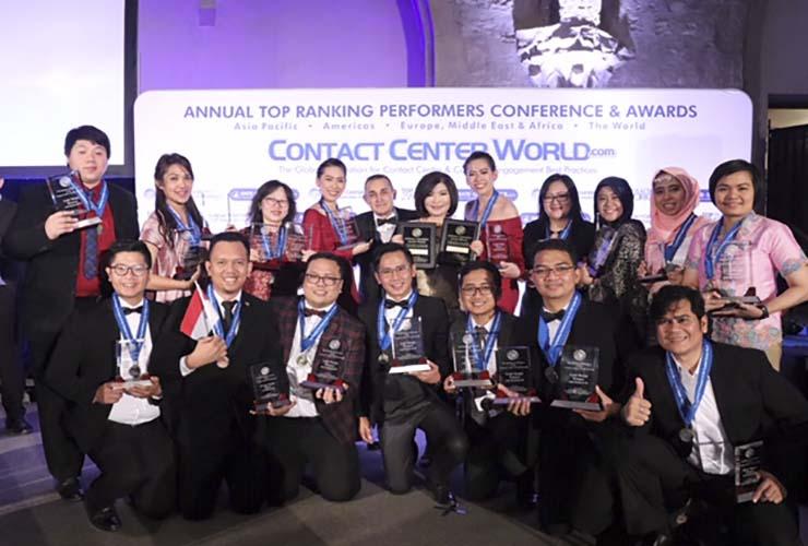 Halo BCA Sukses Raih 21 Penghargaan di Ajang CCW Award 2018