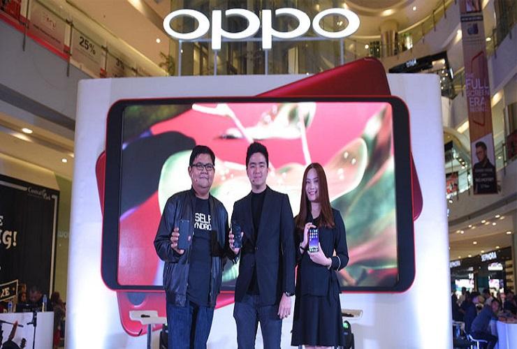 OPPO Targetkan Penjualan Sebanyak 48.000 Unit F5 Delapan Hari Setelah Peluncuran