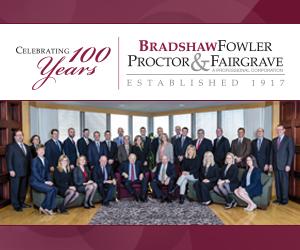 Bradshaw, Fowler, Proctor & Fairgrave Attorneys