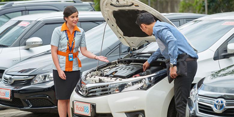 Diler Mobil Bekas di Depok Ini Tunjukkan 5 Kriteria Mobil Bekas Berkualitas