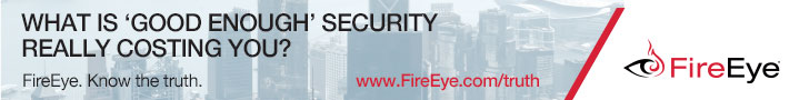 Fireeye Advert