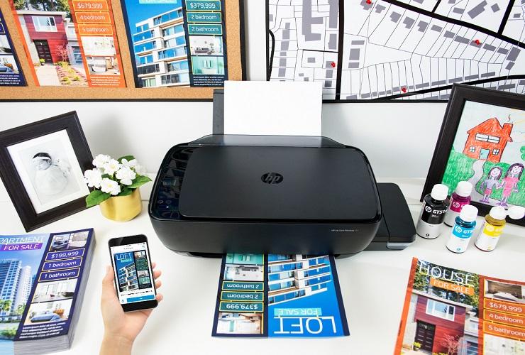 Hasil Cetak Maksimal dengan Biaya Minimal? Printer HP DeskJet GT Jawabannya