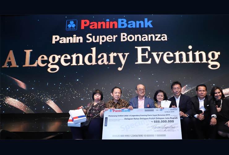 Kian Spektakuler, Total Hadiah Panin Super Bonanza 2019 Capai Rp 80 Miliar