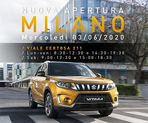 Suzuki Milano
