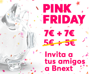 Pink friday bnext