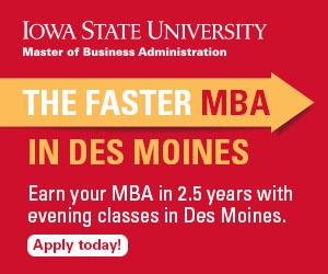 Iowa State University MBA