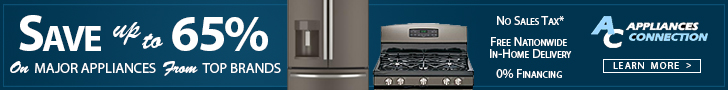 Appliances Connection Up to 65% Off