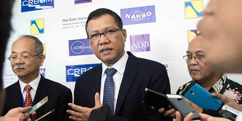 Indonesia Jalin Kerja sama Pengelolaan Air Terpadu dalam Pertemuan NARBO