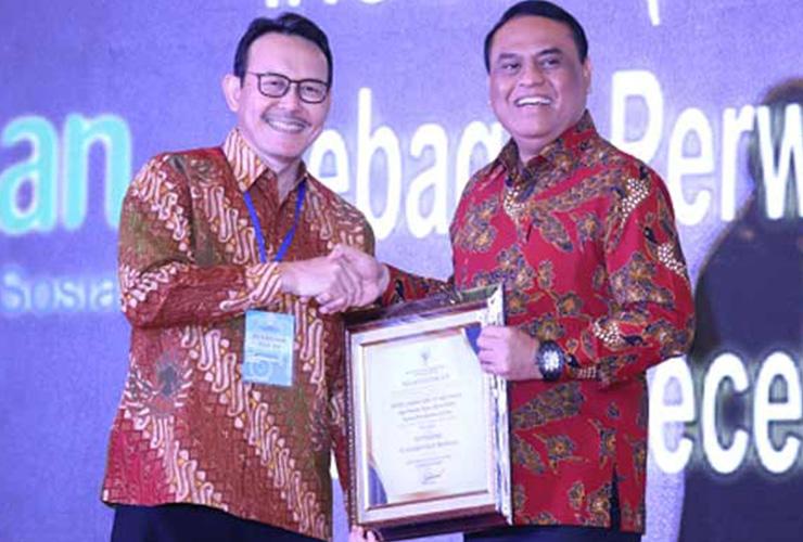 Permudah Klaim Jaminan Korban Kecelakaan Lalu Lintas, BPJS Kesehatan Raih Penghargaan Bergengsi