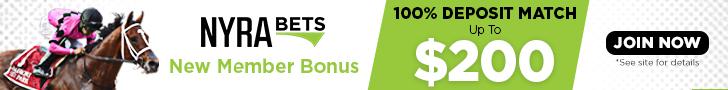 aqueduct sportsbook bonus code