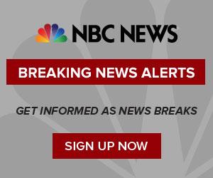 NBC News - Informe-se como quebras de notícias