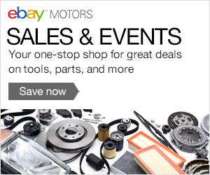 eBay Motors - Sales & Events