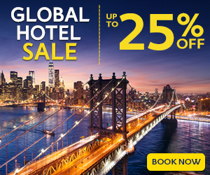 Expedia hotel booking offer