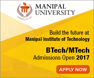 Everything about MUOET 2017 for MTech admission in Manipal University