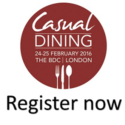 Competition hots up at Casual Dining 2016