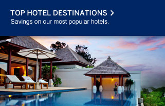 Top 5 Hotel Destinations