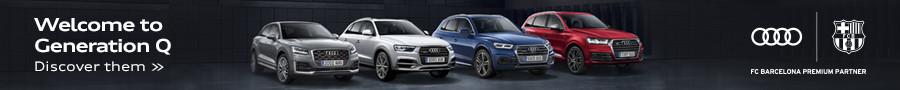 Audi Premium Partner FC Barcelona