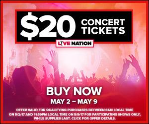 $20 Tickets