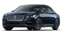 New Lincoln Continental Models - Price New Lincoln Continental Cars