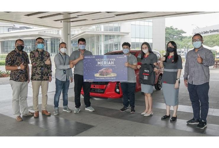 Xpander ToRH Siap Berbagi Kebahagiaan di Pulau Sumatera
