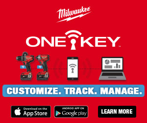 Customize your power tools with Milwaukee One-Key!