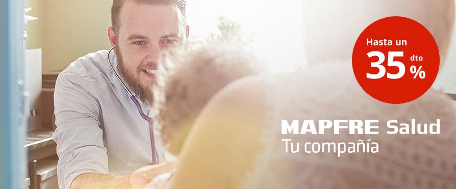 Su Seguro de Salud Privado desde 22,18€ mensuales, sin copago
