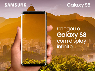 Conheça o Galaxy S8