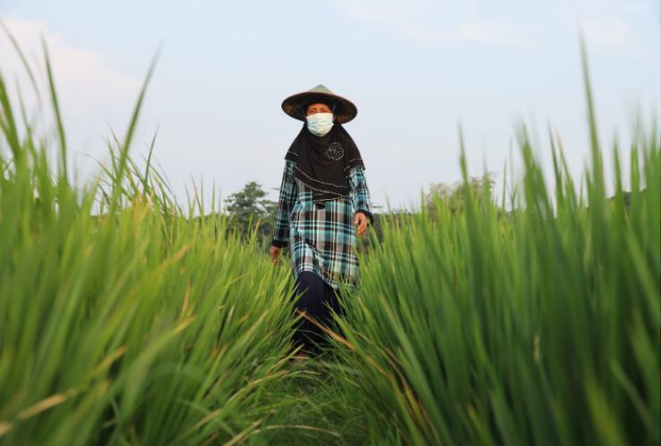 Menengok 'Kampoeng' Kecil BNI di INACRAFT 2017