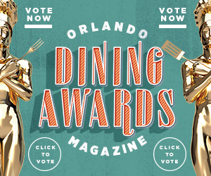 Vote in Orlando Magazine's Best of Orlando